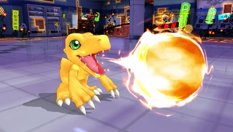DIGIMON STORY: Cyber Truth - America en 2016 para PS4 y Vita Pic_01
